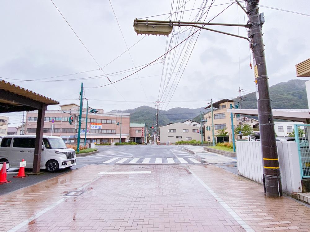 坂本への行き方:本通り商店街