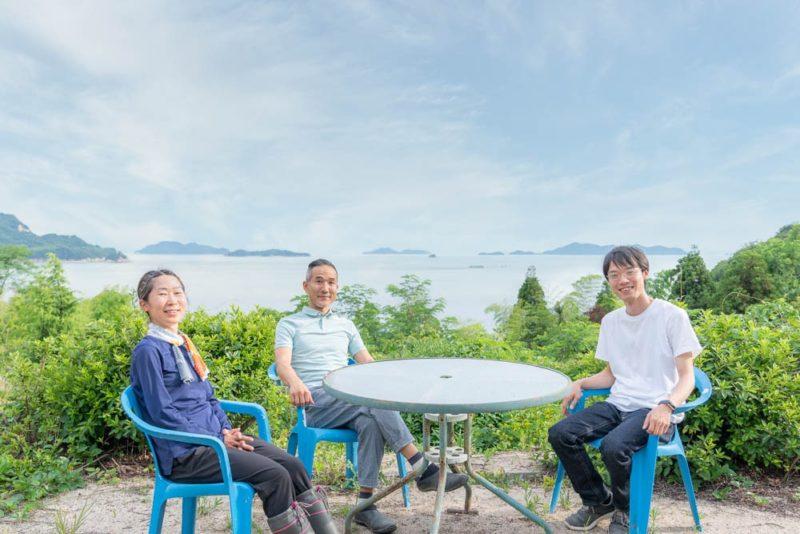 せ・とーち ~ 笠岡諸島の高島にある、瀬戸内海を見渡す一棟貸切ペンション