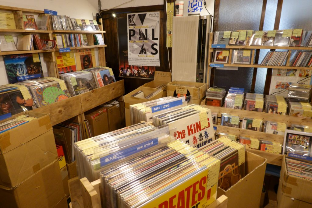尾道レコード 新入荷