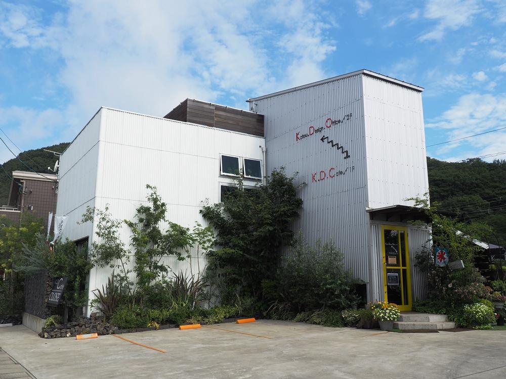 K.D.Cafe 外観