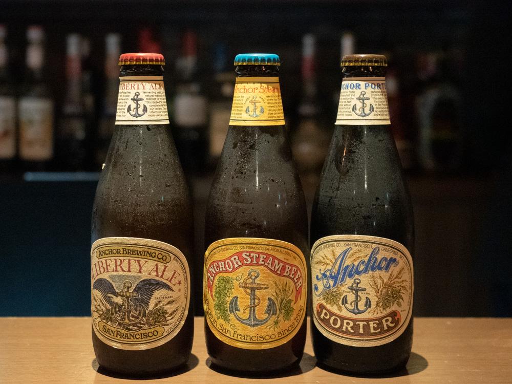 アンカーバー:クラフトビール