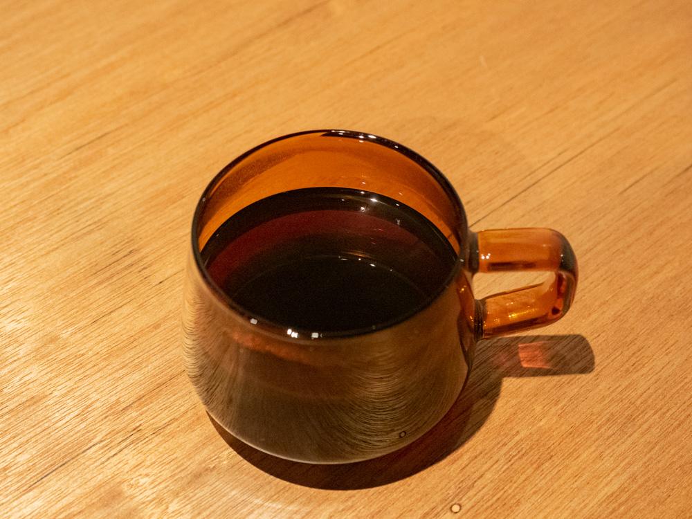 AREA INN FUSHIMICHO:カフェラウンジ コーヒー ビター深煎り