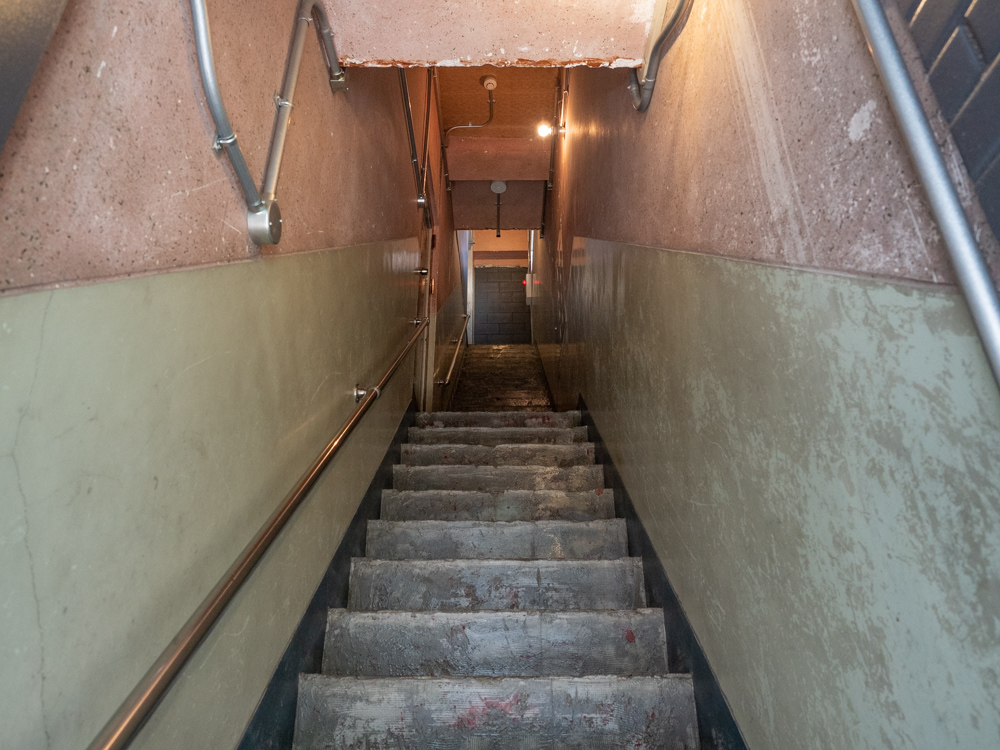 AREA INN FUSHIMICHO:客室 第1棟