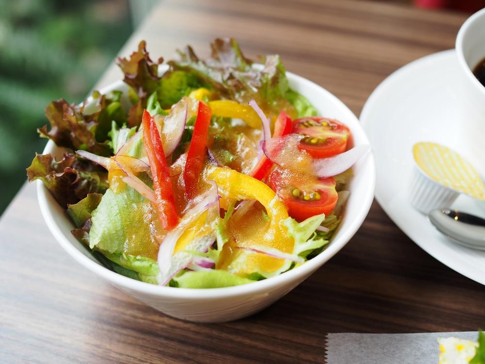 K.D.Cafe サラダ
