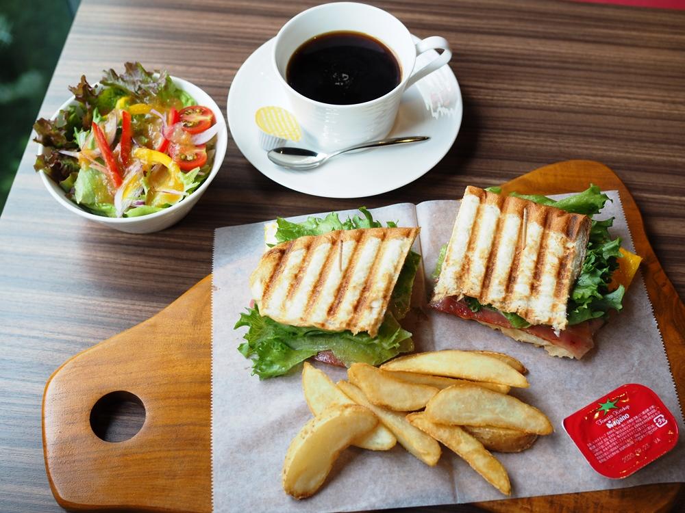 K.D.Cafe パニーニ