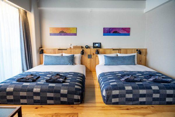 ANCHOR HOTEL FUKUYAMA ~ 福山を楽しむ拠点に、福山のモノや技術をかっこよく伝えるホテル