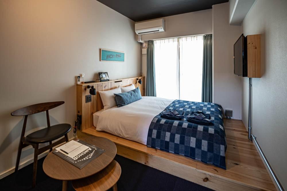 ANCHOR HOTEL FUKUYAMA 客室