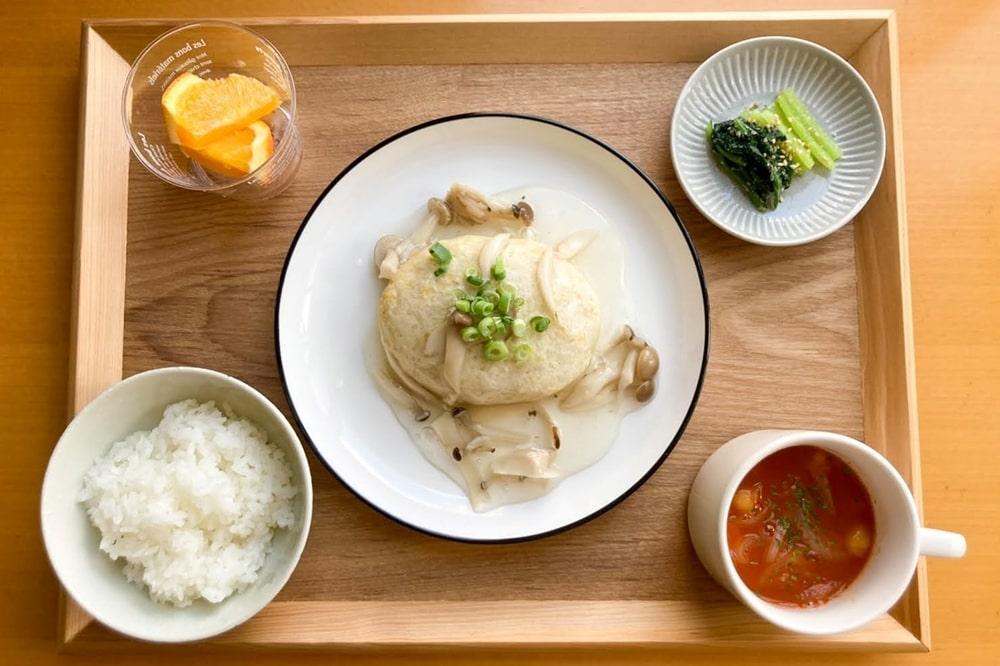 福山オリエンタルホテル 朝食