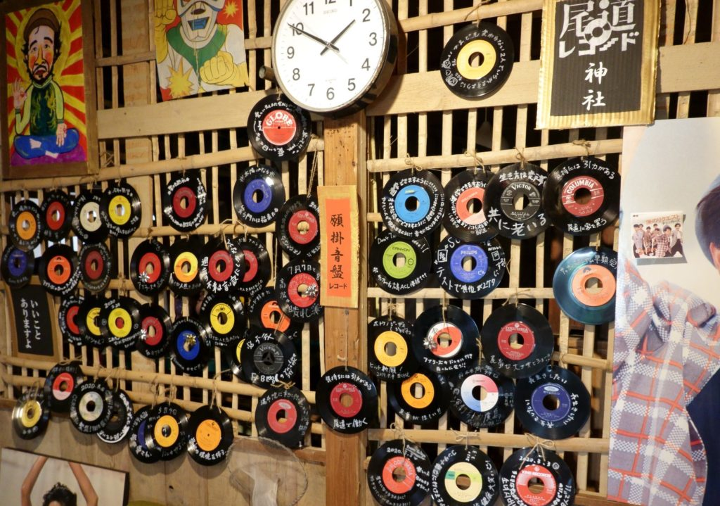 尾道レコード神社