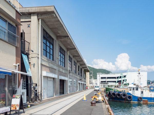 ONOMICHI SHARE(オノミチ シェア) 〜 眼下に海が広がる、見事なロケーションのコワーキング型シェアオフィス