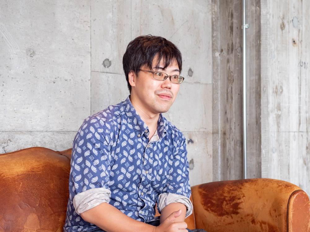 ONOMICHI SHARE(オノミチシェア):後藤 峻さん