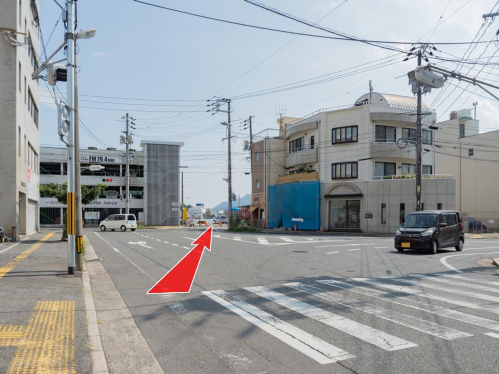 ONOMICHI SHARE(オノミチシェア):行き方