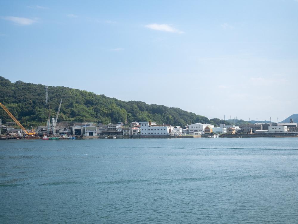 ONOMICHI SHARE(オノミチシェア):窓からの風景