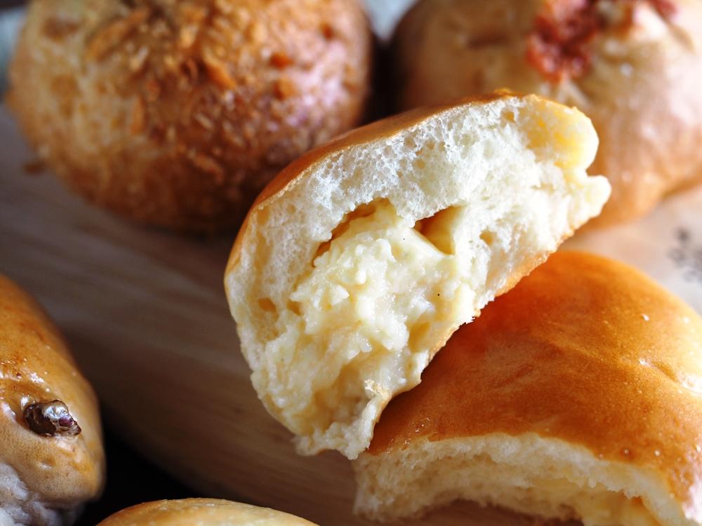 陽だまりパン工房 クリームパン