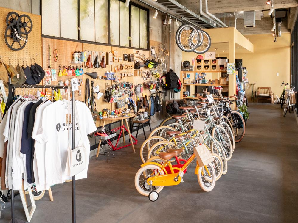 ONOMICHI SHARE(オノミチシェア):自転車店