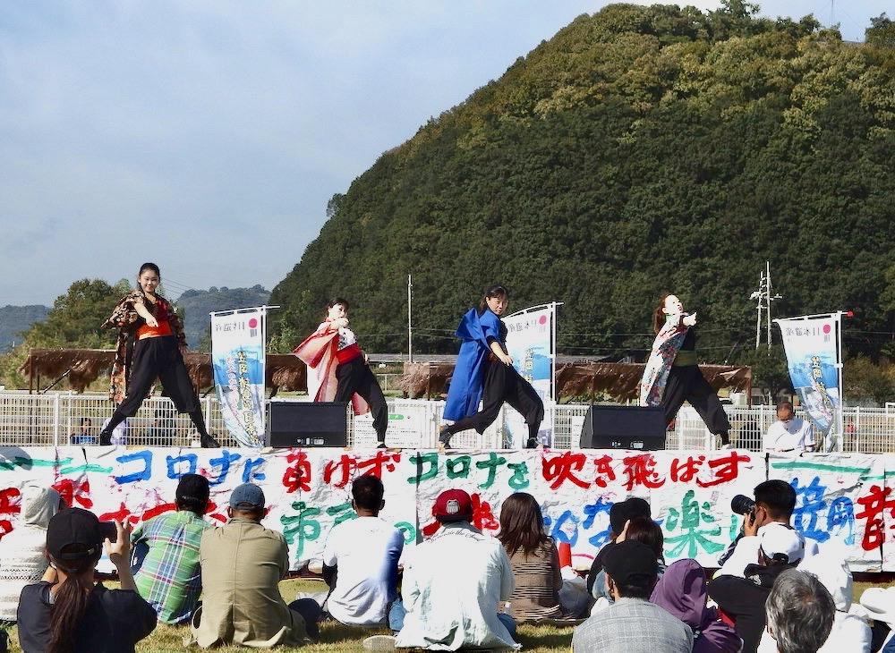 笠岡音楽祭2020(令和2年11月1日) 〜 音楽の力で市民に元気を!笠岡ベイファームで開催