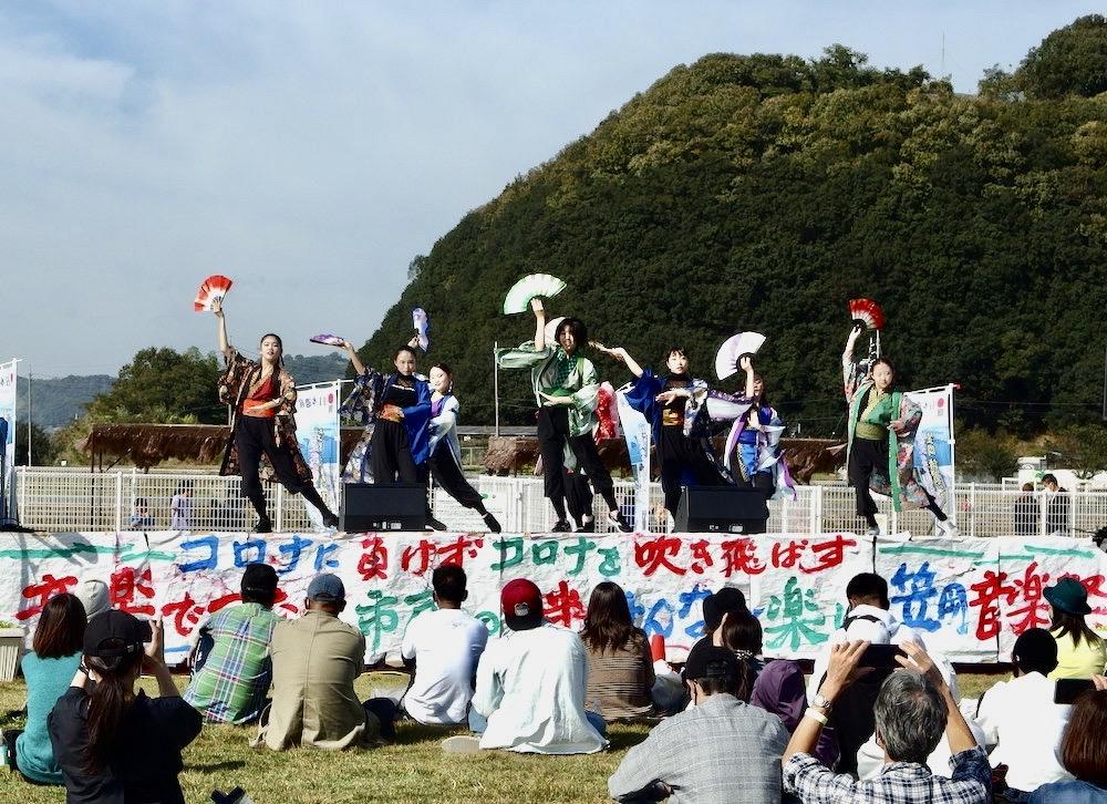 笠岡音楽祭ダンス6