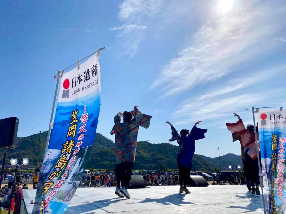 笠岡音楽祭ダンス8