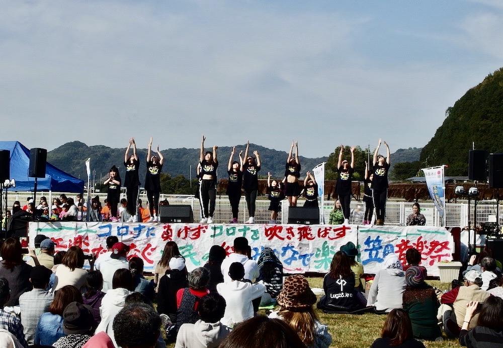 笠岡音楽祭ダンス2