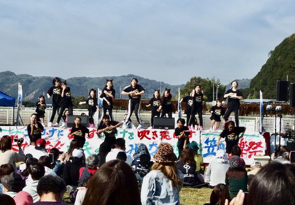 笠岡音楽祭ダンス4