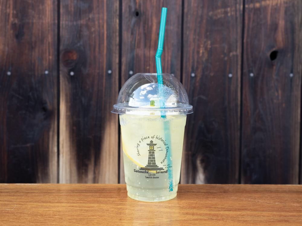 a cafe:瀬戸内レモンスカッシュ
