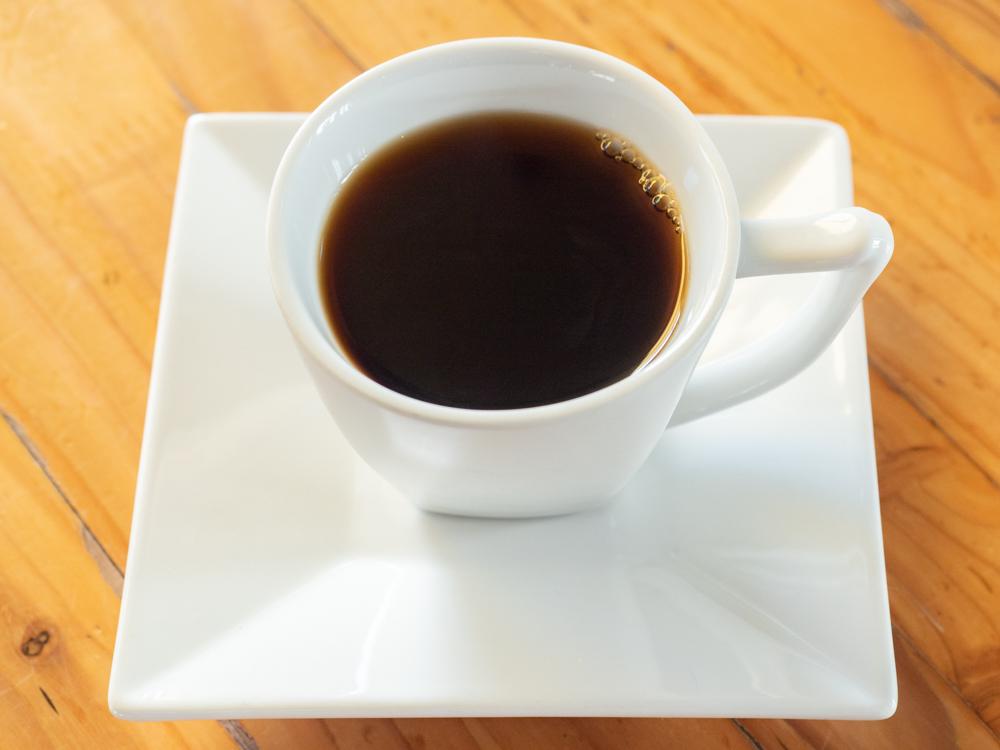 アップルスパイス:ホットコーヒー
