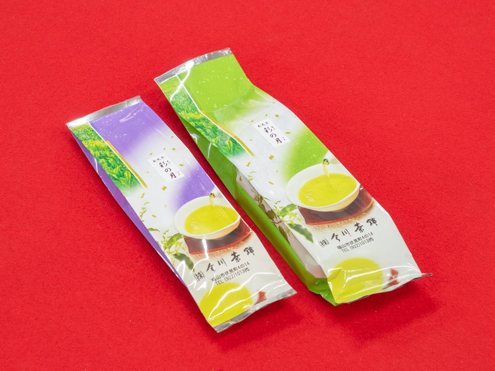 今川茶舗:緑茶(玉煎茶)