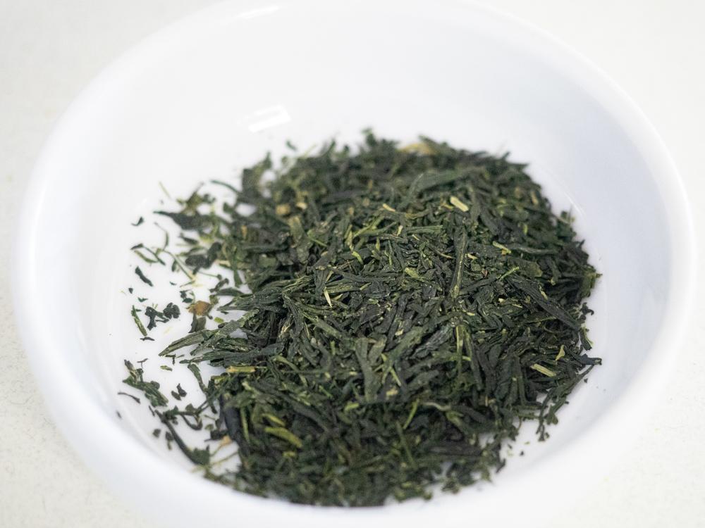 今川茶舗:緑茶(玉煎茶) 冠山