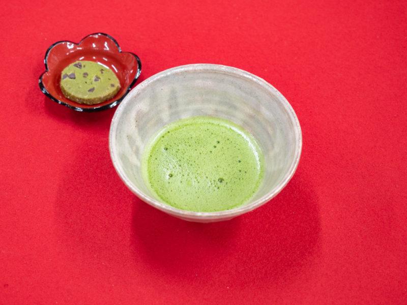 今川茶舗:抹茶