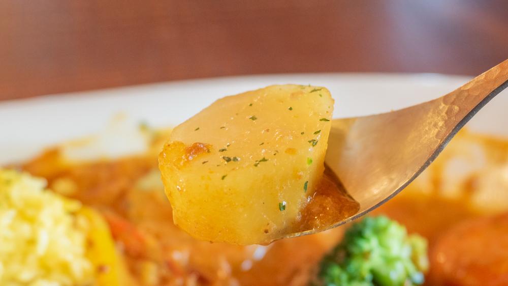 北山カリー工房:季節の野菜カリー