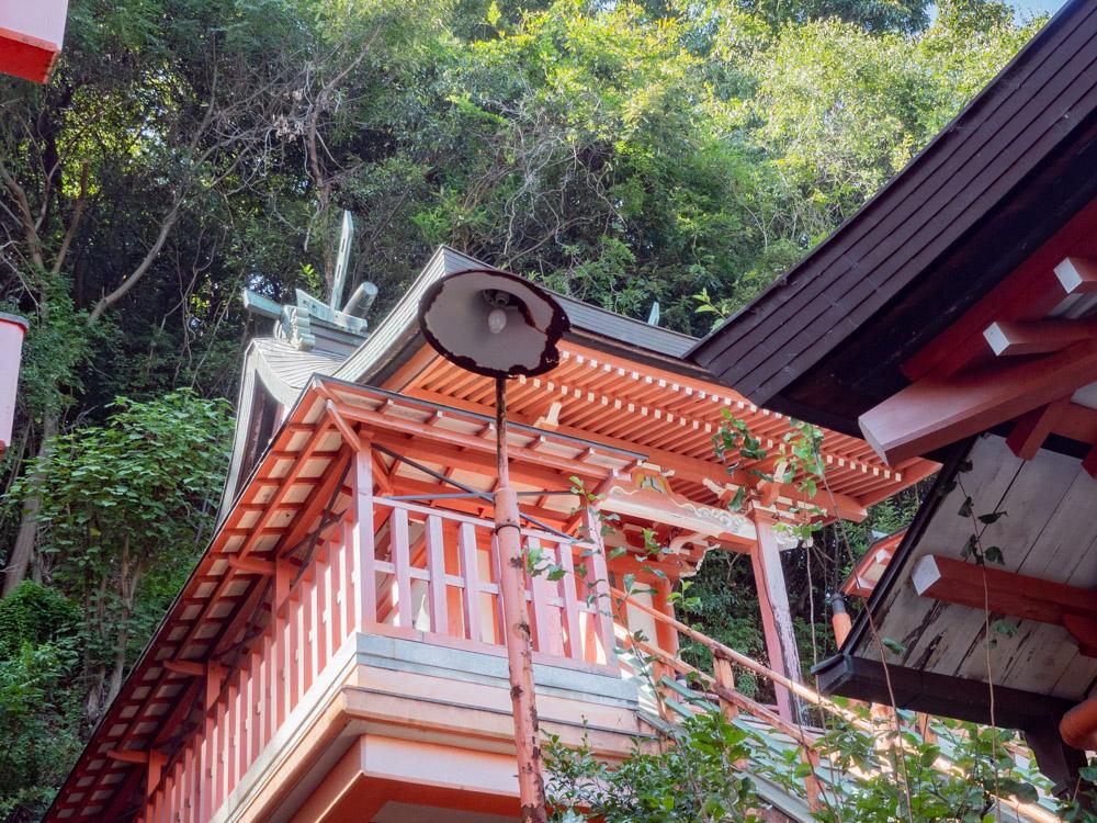 草戸稲荷神社:草戸八幡神社 本殿