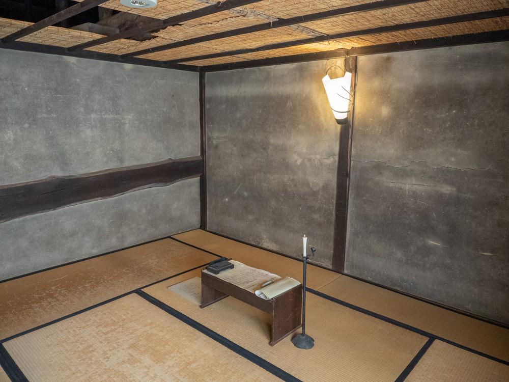桝屋清右衛門宅(MASUYA):隠れ部屋