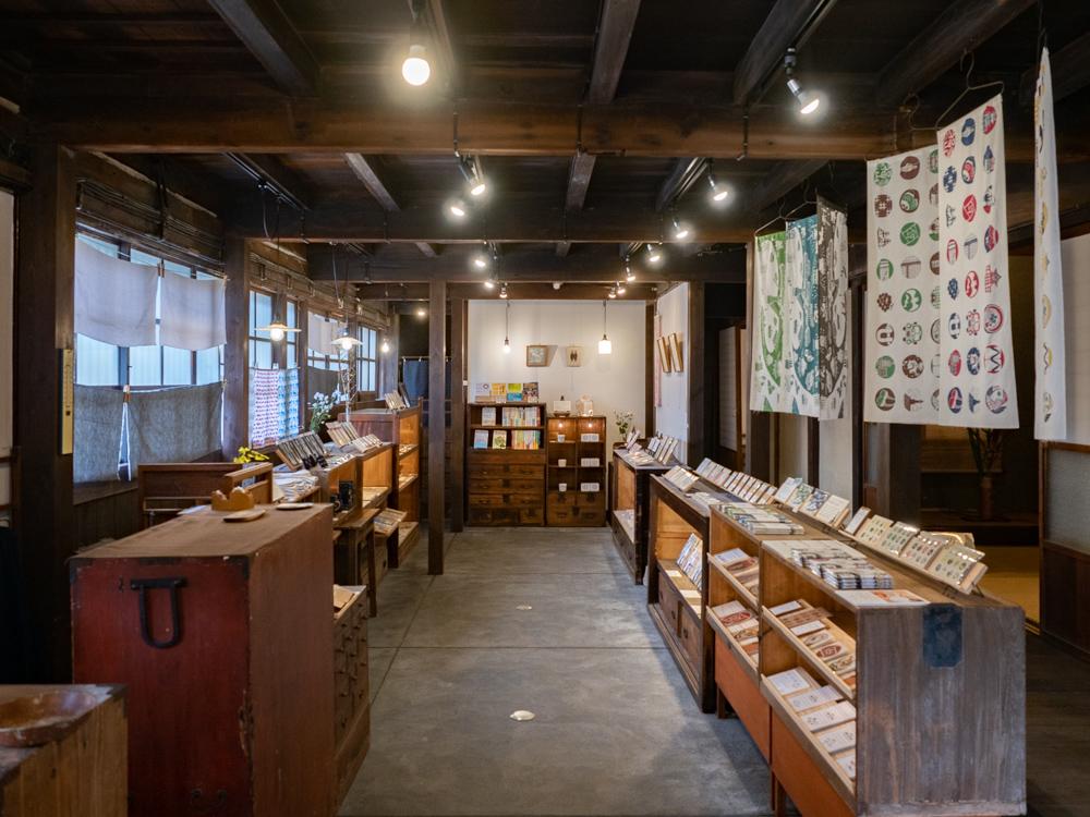 桝屋清右衛門宅(MASUYA):雑貨屋 MASUYAのようす
