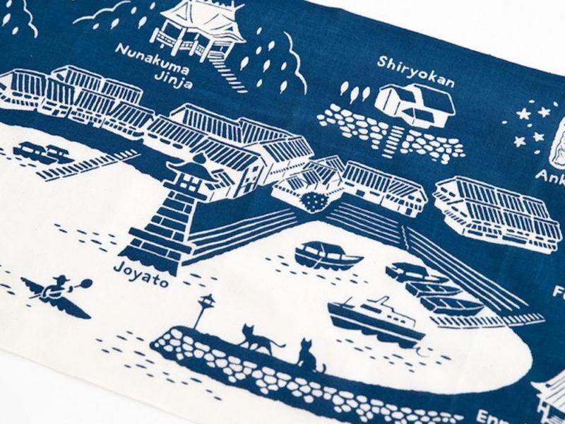 瀬戸内小物と暮らしの雑貨 MASUYA 〜 商品を通じて鞆の浦・福山の魅力を広める雑貨店。鞆の浦や福山をモチーフにしたユニークな商品や地元の名産を使った商品も