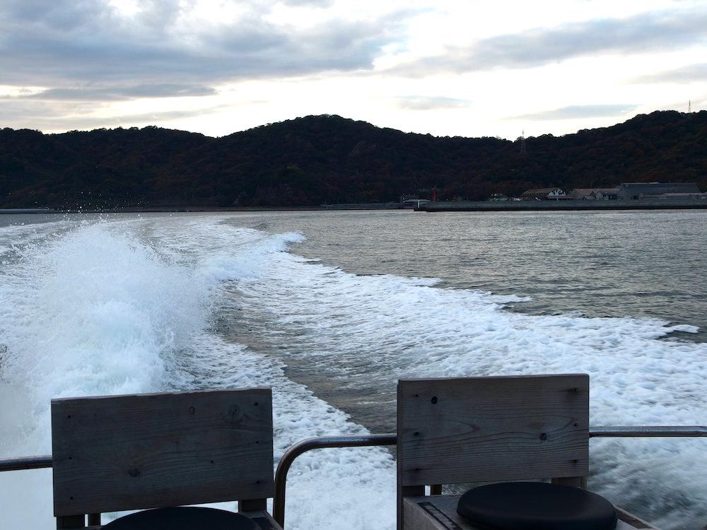 シマヲカナデルMAYA MAXXさんプレイベント奏でる鳥お披露目会船上