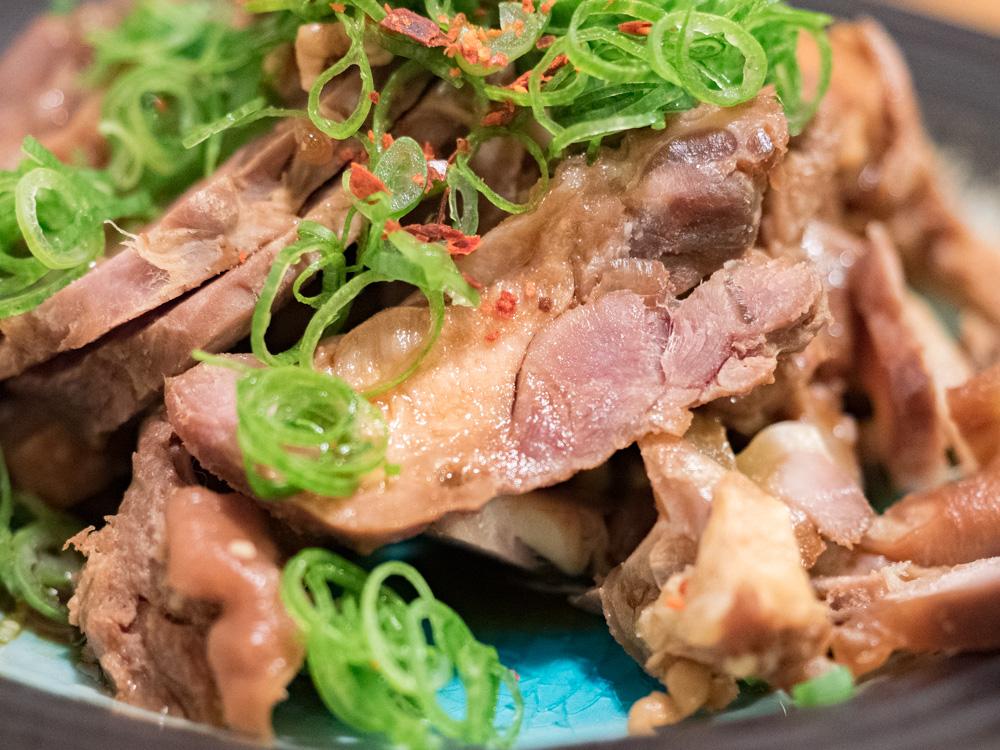 栄清丸:カシワ煮たやつ