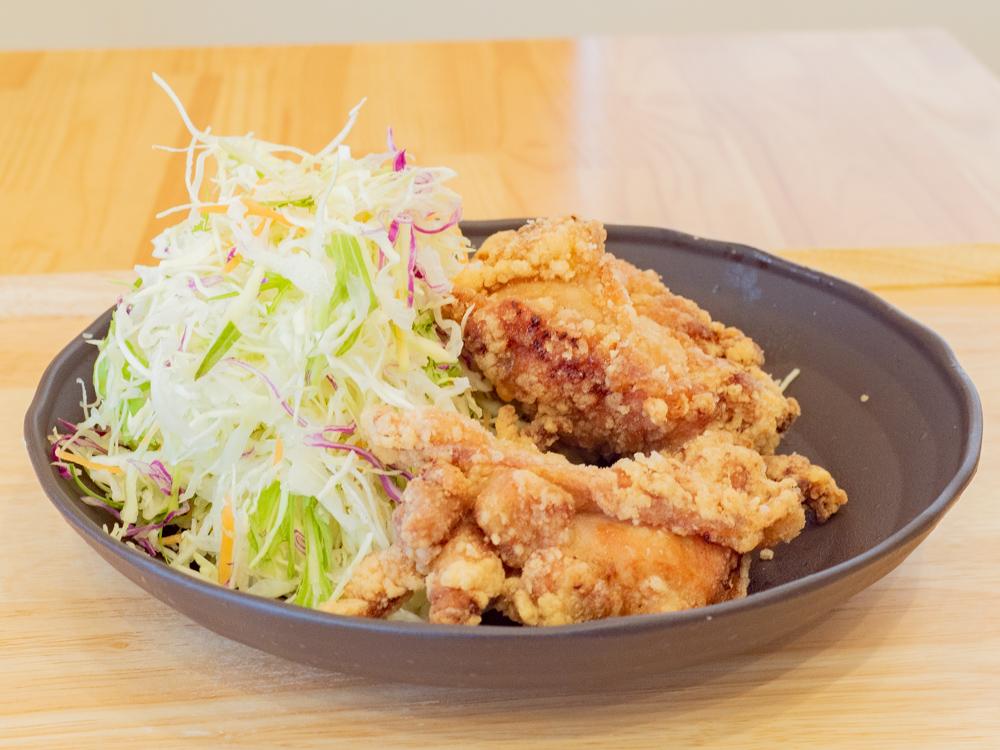 日鶏ひとり:日鶏定食