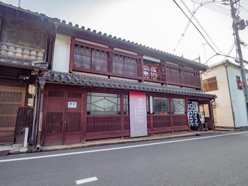 御舟宿 いろは 〜 坂本龍馬ゆかりの歴史ある町家が宮崎駿のデザインによって食事処・宿に生まれ変わる。名物「鯛漬け」も人気!