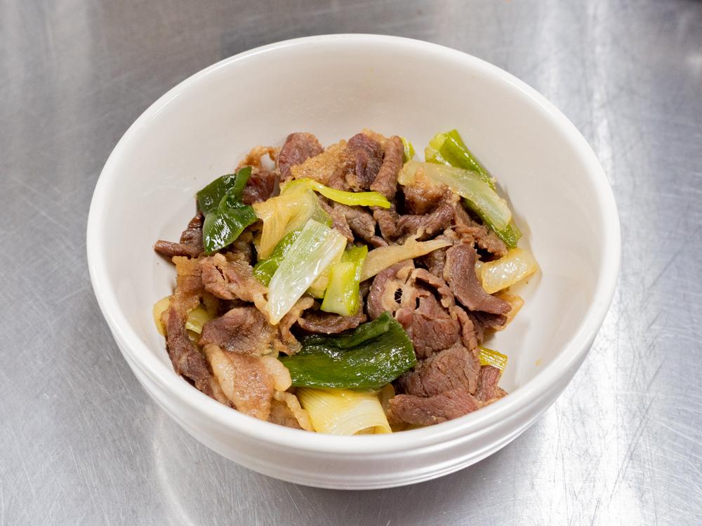 阿藻珍味:肉皿 試作