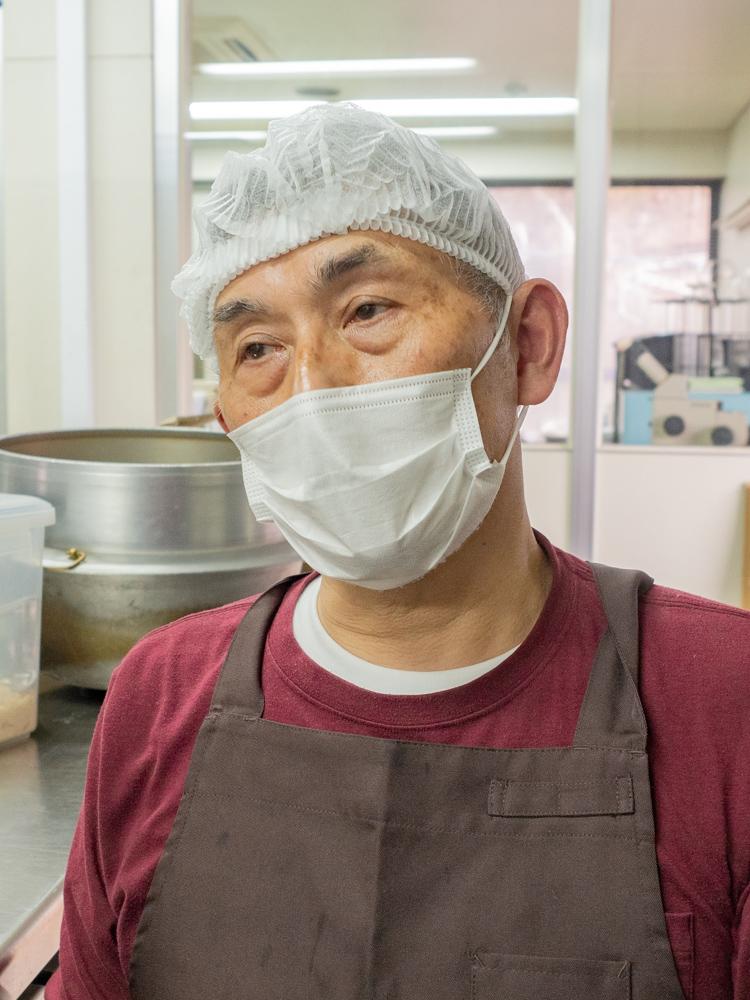 阿藻珍味:旧 稲田屋 稲田正憲さん