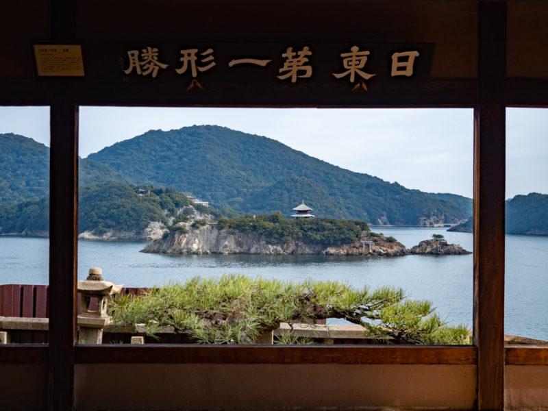 福禅寺 〜 対潮楼からの眺めは「日本一の景観」と賞賛された絶景!坂本龍馬がいろは丸事件の談判をした寺