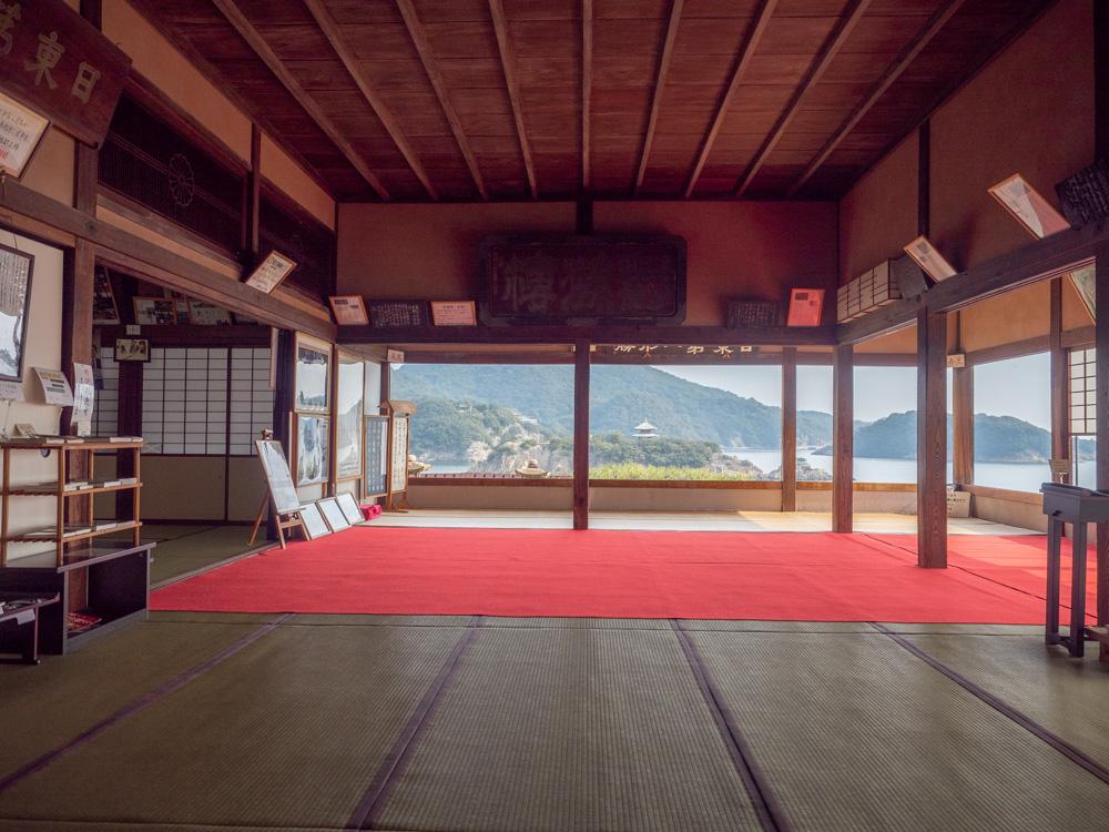 福禅寺:対潮楼