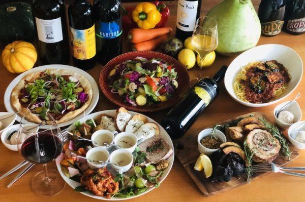 ルオント(LUÔNTO) 〜 野菜本来の味が楽しめる自家製の野菜を堪能!自然栽培の野菜やナチュラルワインが注目のイタリア料理店