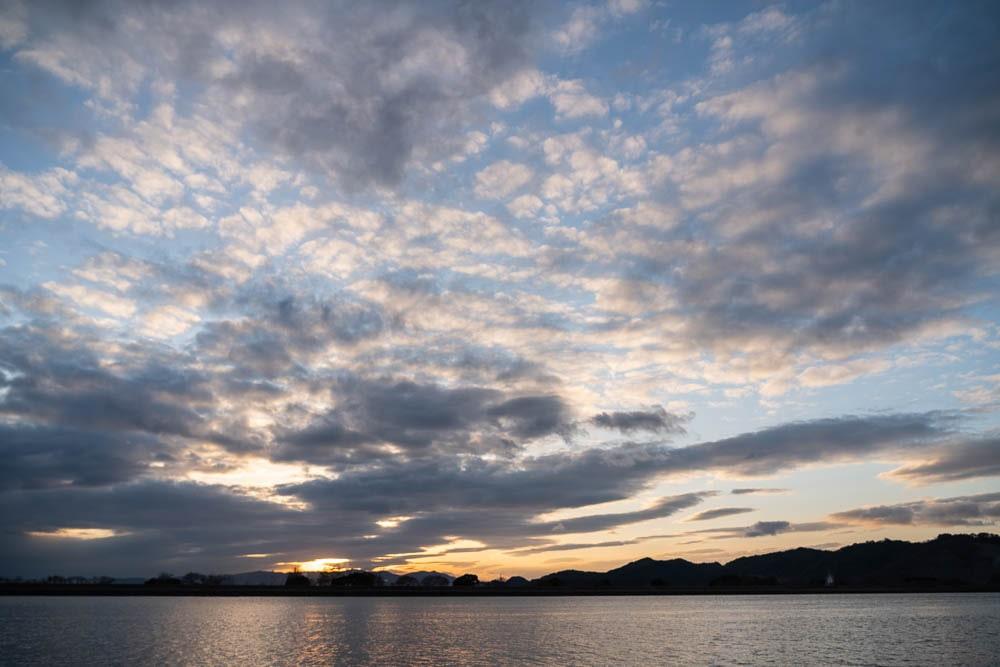 北木島 船からの景色