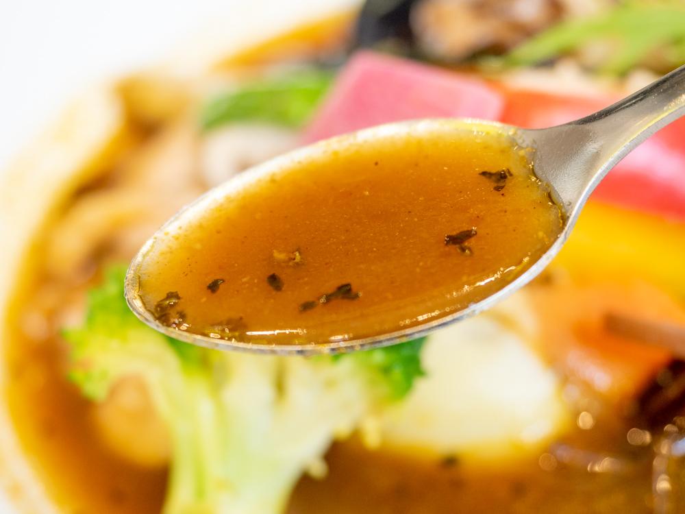 かみてつ青果店:八百屋のスープカレー