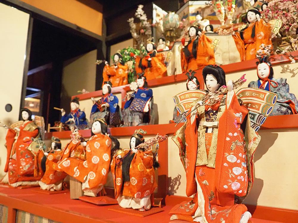 潮待ちの雛散歩 〜 鞆の浦の商家に伝わるお雛さまをめぐる春のイベント