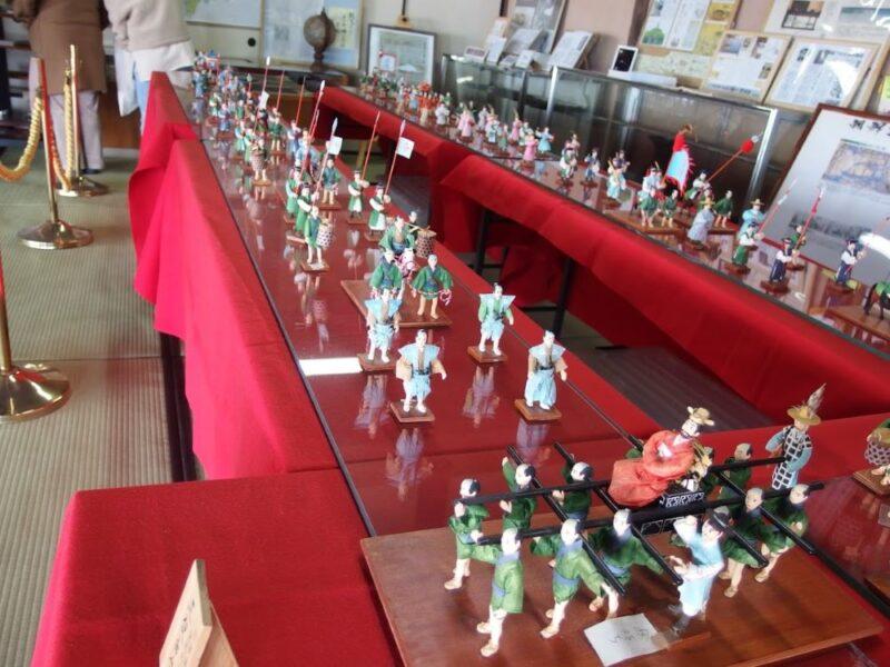 朝鮮通信使行列人形展 ~ 人形たちが語る歴史と日本一とうたわれた絶景を堪能