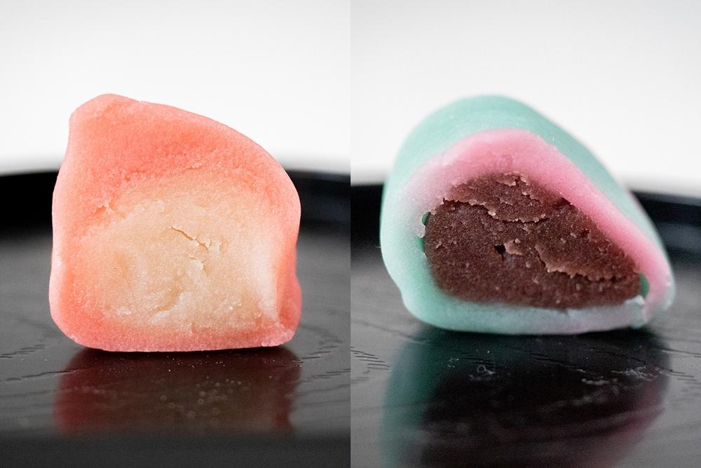 富久屋:季節の生菓子