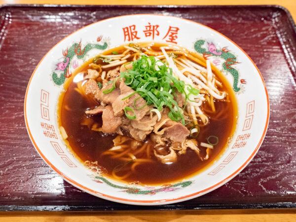 大衆食堂 服部屋 〜 名物は中華そばに肉めし・関東煮。地元に根付いた味を守るために店を継承
