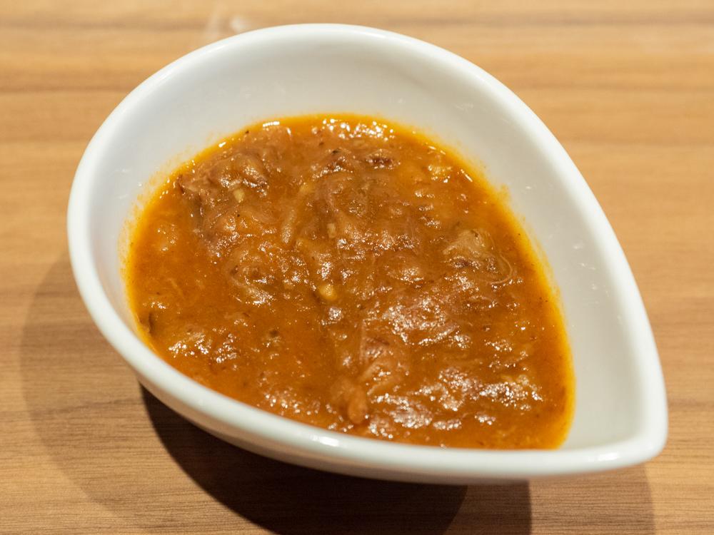 メゾンドシェフごはん:赤城牛のステーキと炊き込みごはん丼 追加用 赤城牛スジのデミグラスソース